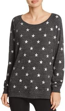 Alternative Locker Room Star Print Sweatshirt - 100% Exclusive