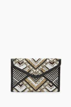 Rebecca Minkoff Wonder Leo Clutch - ONE COLOR - STYLE