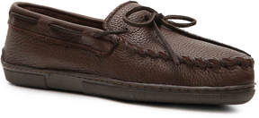 Minnetonka Men's Classic Moosehide Loafer