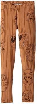 Mini Rodini Fox Family Leggings