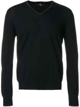 Fay v-neck pullover