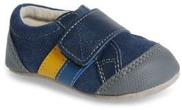 See Kai Run Boy's Randall Ii Crib Shoe