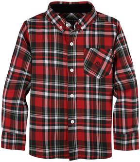 Andy & Evan Boys' Flannel Shirt