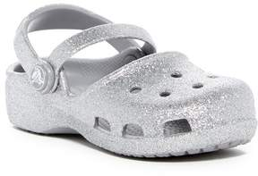 Crocs Karin Sparkle Clog (Toddler & Little Kid)