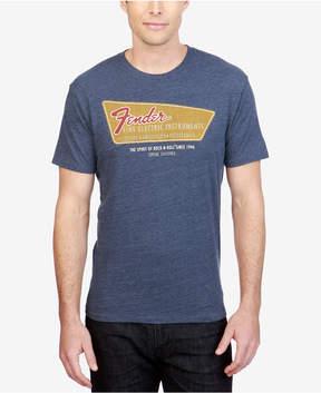 Lucky Brand Men's Fender Graphic T-Shirt
