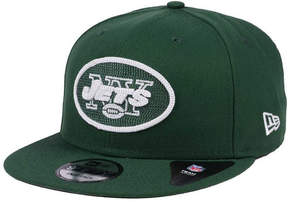 New Era New York Jets Chains 9FIFTY Snapback Cap