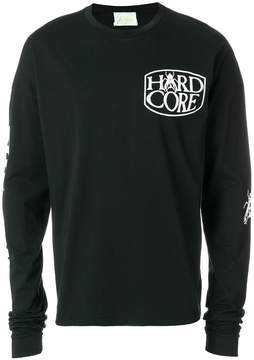 Aries graphic print sweatshirt