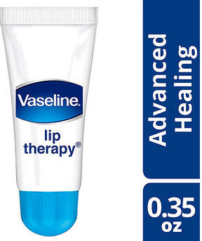 Vaseline Lip Therapy Lip Balm Tube Advanced Healing