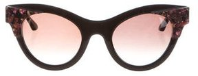 Thierry Lasry Nymphoma Cat-Eye Sunglasses w/ Tags