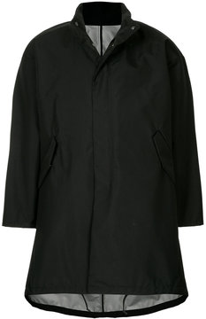 EN ROUTE concealed zip-up jacket