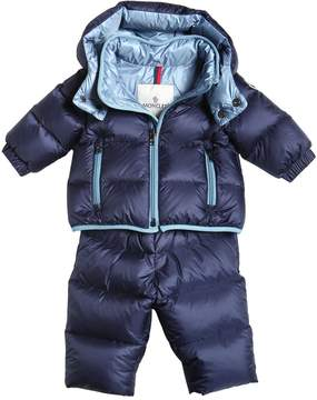 Moncler Lucien Nylon Down Jacket & Pants