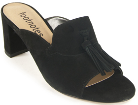 Footnotes Marsha - Tassel Slide
