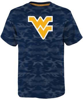 NCAA Boys 4-7 West Virginia Mountaineers Vector Dri-Tek Tee