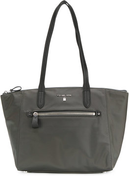 MICHAEL Michael Kors classic zipped tote - GREY - STYLE