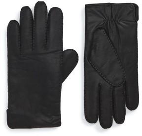 BOSS Men's Kanton Leather Gloves