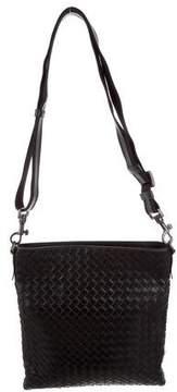 Bottega Veneta Large Intrecciato Messenger Bag