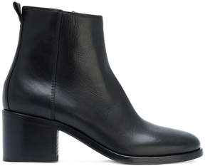 Strategia block heel boots