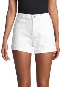 7 For All Mankind Jen7 by Cotton Five-Pocket Shorts