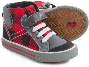 See Kai Run Dane Sneakers - Fleece Lined (For Little and Big Boys)