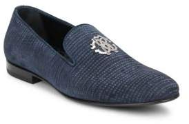 Roberto Cavalli Plaintoe Slip-On Loafer