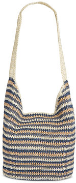 Style & Co Medium Crochet Hobo, Created for Macy's