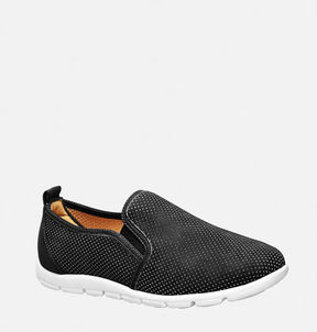 Avenue Cammy Perforated Slip-On Sneaker