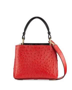 VBH Seven 20 Ostrich Top Handle Bag