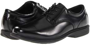 Nunn Bush Baker Street Plain Toe Oxford with KORE Slip Resistant Walking Comfort Technology Men's Plain Toe Shoes