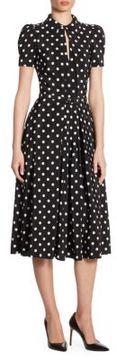 Ralph Lauren Collection Marielle Silk Dress