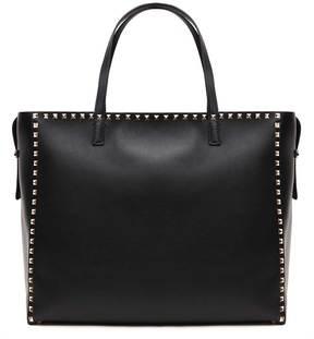 Valentino A.a. Studs Shopping Bag