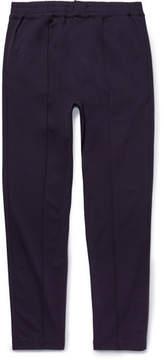 Folk Tapered Tech-Jersey Trousers