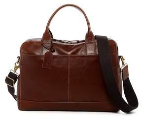 Fossil Defender Leather Work Bag