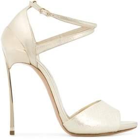 Casadei ankle strap stilettos