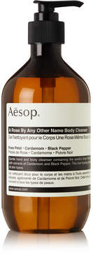Aesop A Rose By Any Other Name Body Cleanser, 500ml - Colorless