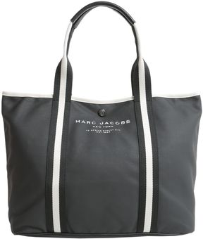 Marc Jacobs Coated Canvas Tote - NERO - STYLE