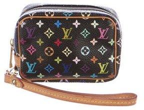 Louis Vuitton Multicolore Wapity Pouch - BLACK - STYLE