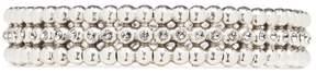 Philippe Audibert 'Meryl' Swarovski crystal bead elastic bracelet