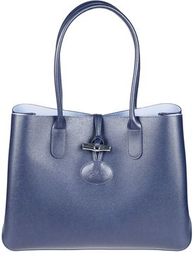 Longchamp Rouseau Tote - NAVY - STYLE