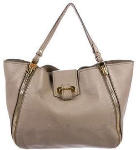 Tom Ford Leather Sedgwick Double Zip