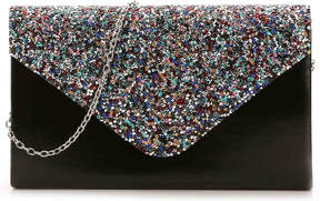 Nina Glitter Envelope Clutch - Women's