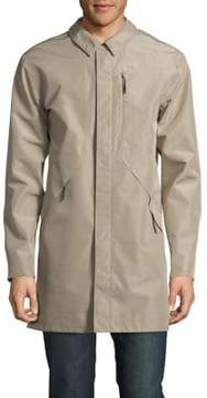 Selected Point Collar Jacket