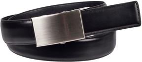 Apt. 9 Men's Plaque-Buckle Precision Fit Dress Belt