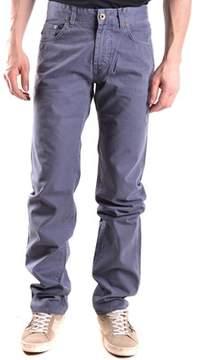 Gant Men's Blue Cotton Jeans.