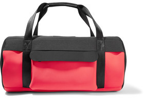 Y-3 Color-Block Scuba Gym Bag