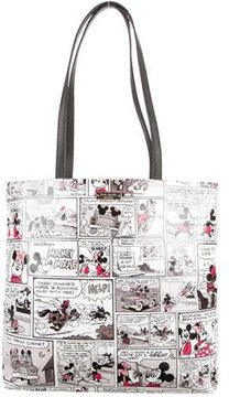 Kate Spade Minnie Mouse Comic Tote w/ Tags - BLACK - STYLE
