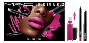 M·A·C MAC Look In A Box Call Me Love Lip Kit - No Color