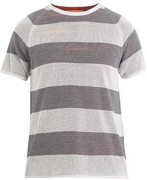 Missoni Crew-neck stripe T-shirt