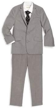 Appaman Little Boy's & Boy's Two-Piece Mod Suit Jacket & Pants Set