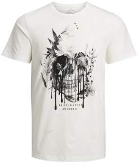 Jack and Jones Graphic Short Sleeve Top
