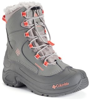 Columbia Bugaboot III Girls' Waterproof Winter Boots